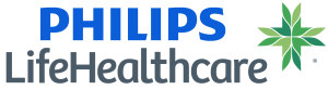 Philips LifeHealthcare Combined logo